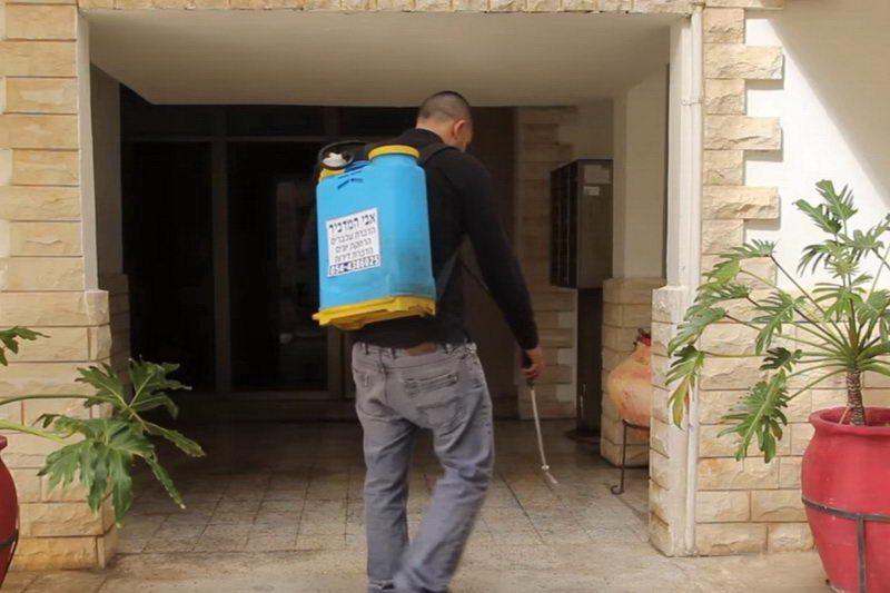 ריסוס בחיפה- ריסוס בקריות- ריסוס בצפון